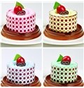 Attractive Mini Birthday Cake Fold Cotton Towel