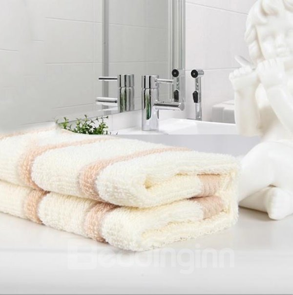 Super Plush Ecological Colored Cotton High Quality Towel