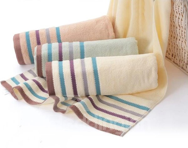 Top Class Full Cotton Super Absorbant Bath Towel