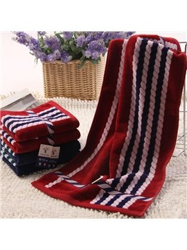 Classic Fabulous Rope Knot Design Cotton Towel
