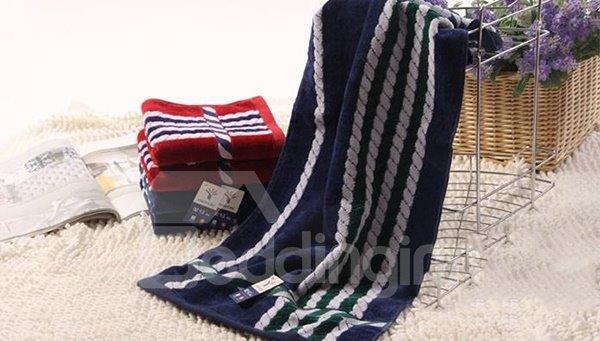 Classic Fabulous Rope Knot Design Cotton Towel
