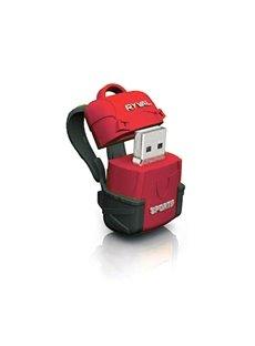 Desert Cool Backpack Design Red USB Flash Drive