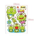 New Style Cartoon Frog Prince Wall Stickers