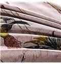 Fresh and Natural Turkish Style Cotton Printed Sheet