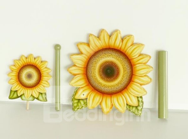 Lightful Manual Sunflower Country Style Paper Holder