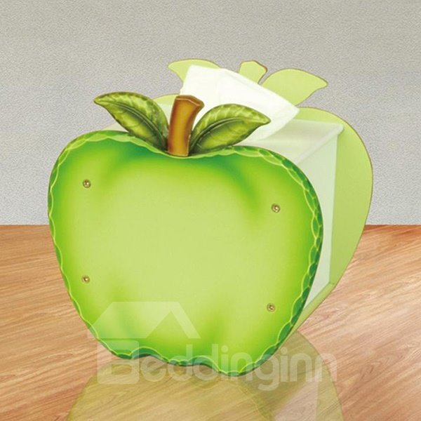 Tempting Green Apple Country Style Paper Holder