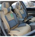 Comfortable and Light Sport Style Easy Breathable Universal Car Seat Covers