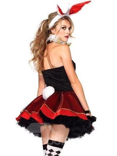 Sexy Mini Layered Skirt Heart Valentine