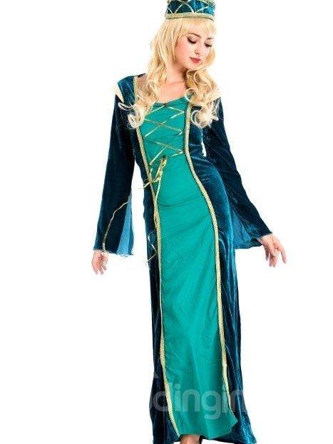 Beautful Princess Of Arabic Long Dress Full Costume