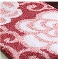Wonderful Classic Floral Non-Slip Doormat