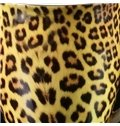 Fantastic Bone China Leopard Grain Creative Mug