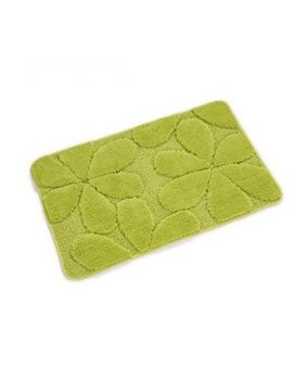 Beautiful Green Rectangular Doormat for Home Decoration