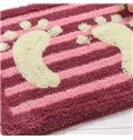 Top Quality Pretty Hand Wash Feet Doormat