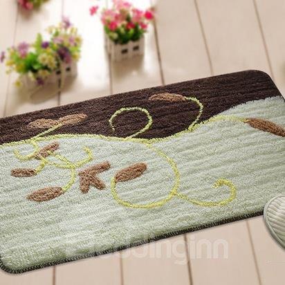 Wonderful Coffee Cane Vine Non-Slip Doormat