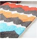 Top Quality Heart Pattern Non-Slip Doormat