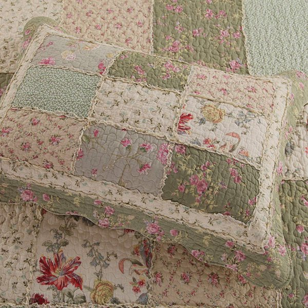 New Arrival Ultra Soft Countryside Pattern Bed in a Bag Set
