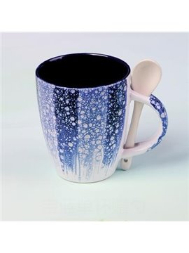 Wonderful Classic Spoon Can be Inserted Creative Mug