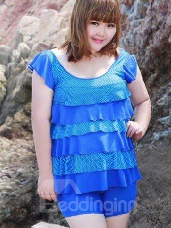 Falbala Freewire Swimwear with Falsies 2 Pieces Tankini