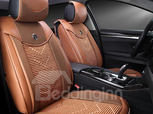 Luxurious and Elegant Breathable Vents Design Universal Car Seat Covers