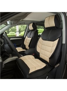 Sports Style And Cool Durable Grid Design Univeral Fit Car Seat Cover