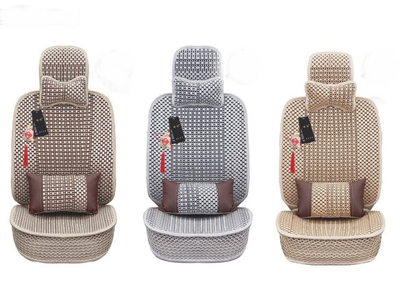 Lightweight Cooling Design Perfect For Summer Universal Car Seat Covers