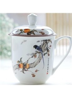 Wonderful Chinese Classical Bone China Tea Cup