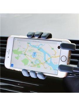 Multifunctional Simple Style Car Phone Holder