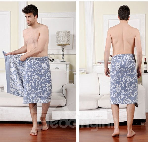 Top Selling Pure Cotton Soft Water Absorption Western Style Bath Towel