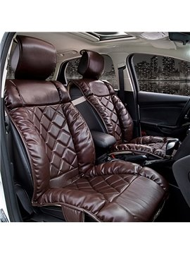 Luxurious and Noble Down Cotton Car Seat Cover