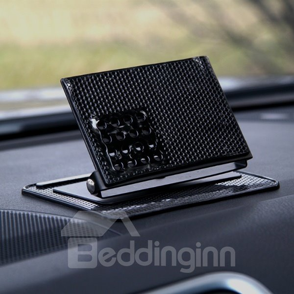 Rotatable and Portable Slip Resistance Gum Car Phone Holder