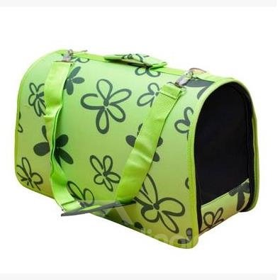Wonderful Chemical Fiber Foldable Portable Dog Carriers