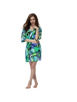 New Style Summer Modal  Meryl Women's Bathrobe