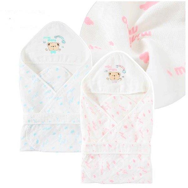 Three Layers Gauze Infant Wrap
