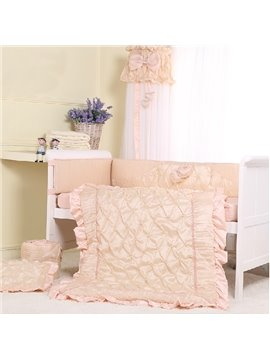 Newborn Princess Super Soft and Elegant Crib Bedding Sets
