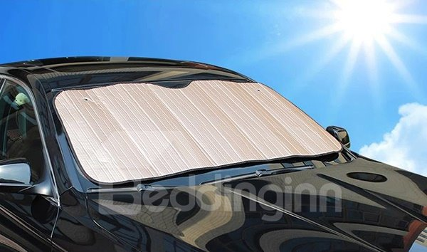 Excellent Qualified 6-Piece Aluminum Foil Car Sun Shades