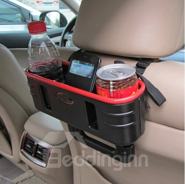 Functional Easy and Convenient Plastic Backseat Organizer