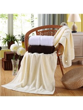 100% Imported Cotton Yarn In Pakistan Soft Bath Towel