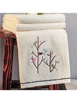 Turkey Style Egyptian Long Wool  Soft Comfortable Bath Towel