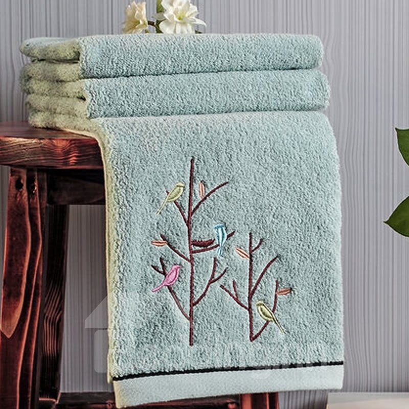 Turkey Style Egyptian Long Wool  Soft Comfortable Bath Towel