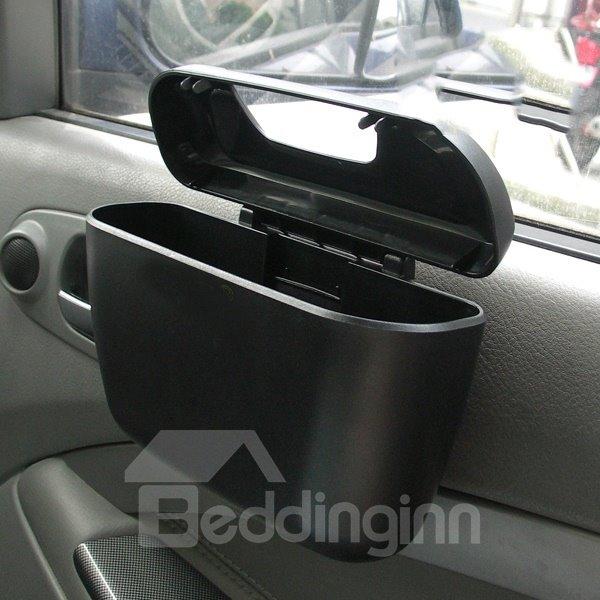 Car Door Suspension Mini Car Trash Can