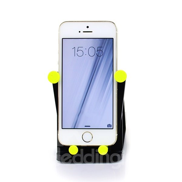 Stable Telescopic Arms ABS Plastic Car Phone Holder