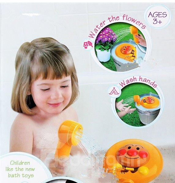 Anpanman ElectricWater Jet Shower Baby  Bath Toys
