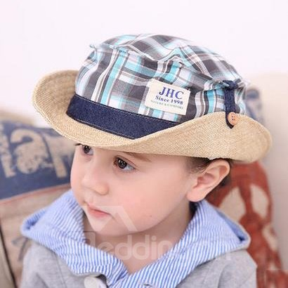 Popular Handsome Cowboy Fisherman Hat for Children
