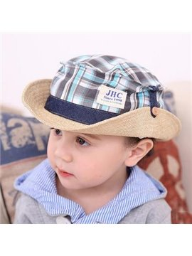 Popular Handsome Cowboy Fisherman Hat for Children