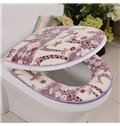Thicken Warmth Giraffe 2-Piece Set Toilet Seat Covers