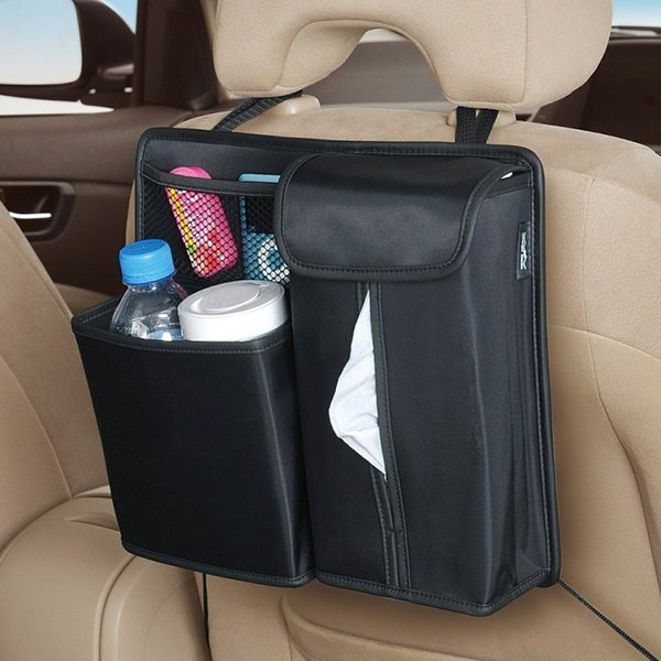 Practical And Flexible Eco-Friendly Material Car Backseat Organizer