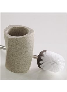 European Style Mediterranean Sea Resin Toilet Brush