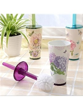 European Style Exquisite Home Fashion  Toilet Brush