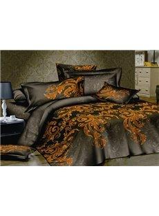 Gorgeous and Elegant One Pair Cotton Pillowcases