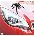 Creative And Funny 3D Magic Black Car Sticker